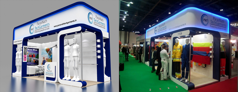 Intersec 2017, Dubai